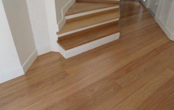tipos de piso de madeira