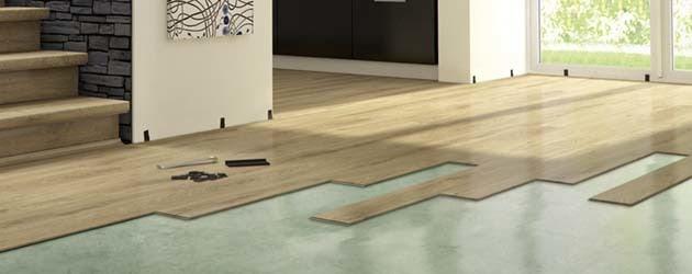 piso vinílico ou porcelanato